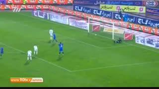 جوانترین گلزنان استقلال در تاریخ لیگ برتر