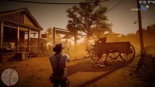 ویدئو نحوه بازی Red Dead Redemption 2 - قسمت دوم - کیفیت عالی