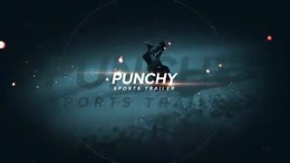 پروژه آماده افتر افکت تریلر اکشن (Target Action Trailer)
