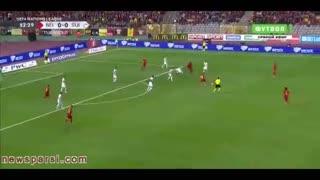 خلاصه لیگ ملتهای اروپا: بلژیک 2-1 سوئیس