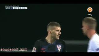 خلاصه لیگ ملتهای اروپا: کرواسی 0-0 انگلیس