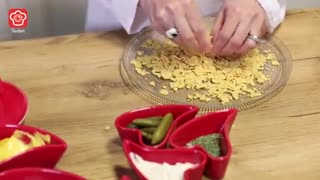 crispy chicken   طرز تهیه فیله استیریپس(فیله مرغ سوخاری)   روغن کنجد بیسفود