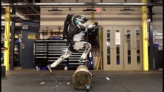 ربات جدید Boston Dynamics با قابلیت پارکور