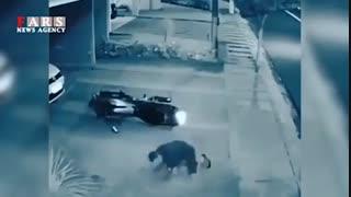 وقتی موتورسواری تازه یاد گرفتی!