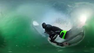 موج سواری در دریای آتلانتیک 360