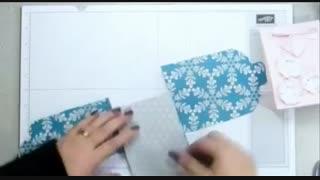 ساخت ساک دستی کاغذی ، کادویی
