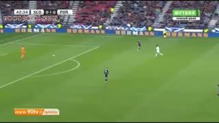 خلاصه بازی دوستانه- اسکاتلند 1-3 پرتغال