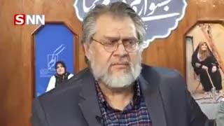 واکنش نادر طالب زاده درخصوص حکم حبس و بازداشت استاد حسن عباسی