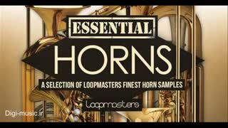 دانلود لوپ Brass باکیفیت - Loopmasters Essentials 42 Horns WAV