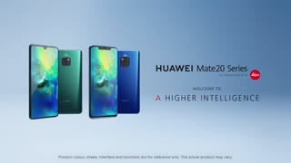 ویدئوی معرفی رسمی گوشیهای جدید هوآوی سری میت 20