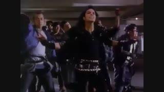 موزیک ویدیوی BAD (بَد) مایکل جکسون