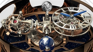 ساعت لوکس و گران قیمت Astronomia Triple Axis Gravitational Tourbillon