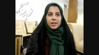 هانیه رحیمی: به دختران فرصت دهید تا خودشان را اثبات کنند