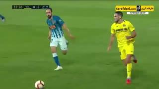 خلاصه بازی ویارئال 1-1 اتلتیکو مادرید