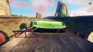 بازی اتومبیلرانی آسفالت نیترو Asphalt:Nitro