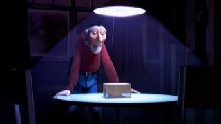 انیمیشن کوتاه جعبه