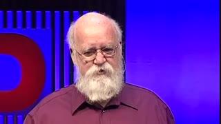 سخنرانی تد(به زبان انگلیسی): دن دنت (فیلسوف) درباره دلایل بیولوژیک جذاب بودن، شیرین بودن یا بامزه بودن توضیح میدهد