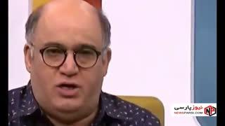 انتقاد تند نادر سلیمانی از صداوسیما روی آنتن زنده