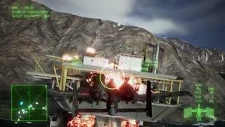 تریلر جدید Ace Combat 7
