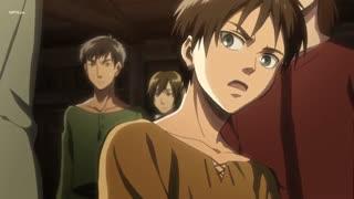 فصل اول قسمت 3 Attack On Titan دوبله فارسی