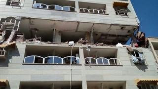 انفجار گاز به پانزده واحد مسکونی در واوان اسلامشهر خسارت زد