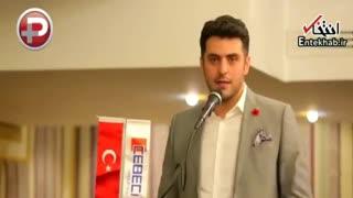 حمایت علی ضیا مجری تلویزیون از خرید خانه در الانیا و تشویق مردم به خروج ارز از کشور