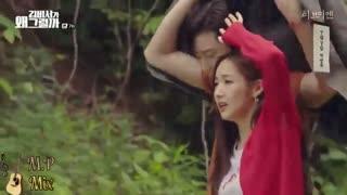 میکس کره ای عاشقانه سریال منشی کیم چشه؟!( با آهنگ وقتیکه بد میشم از شادمهر)