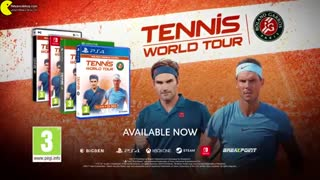 Tennis World Tour Roland-Garros Edition tehrancdshop.com