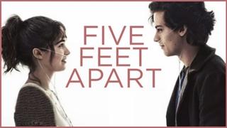 دانلود فیلم پنج فوت فاصله Five Feet Apart 2019