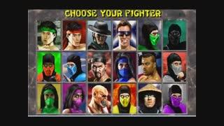 5 دقیقه گیم پلی بازی مورتال کمبت Mortal Kombat 2 Remake بازسازی شده برای کامپیوتر_با کیفیت 4KHD و جذابیت بیشتر