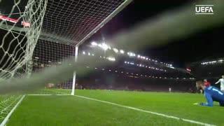 10 گل برتر لیگ قهرمانان اروپا در فصل 2018-2019