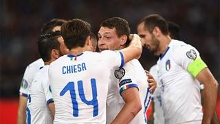 خلاصه دیدار یونان 0_3 ایتالیا (مقدماتی جام ملتهای اروپا 2020)