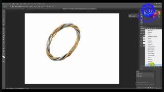 آموزش فوتوشاپ : براق کردن جواهرات