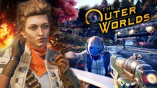 The Outer Worlds  - Gameplay Trailer - E3 2019