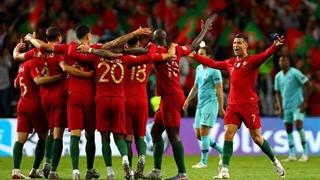 خلاصه دیدار پرتغال 1_0 هلند ( فینال لیگ ملتهای اروپا )