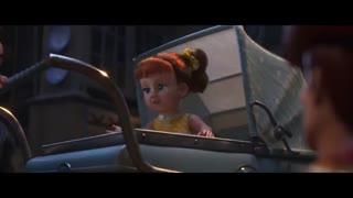 سکانسی از انیمیشن Toy Story 4