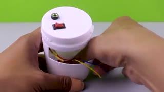 چگونه یک اسپیکر بلوتوث با جعبه آدامس بسازیم؟