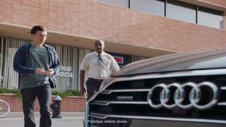 آئودی A8 ، خودرویی جدید از نسل خودروهای خودران