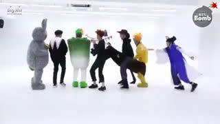 (BTS(21st Century Girl)'  Practice (Halloween ver
