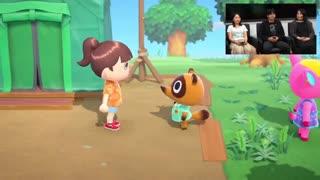 گیم پلی بازی Animal Crossing New Horizons