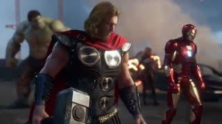 تریلر بازی Marvel's Avengers  در E3 2019