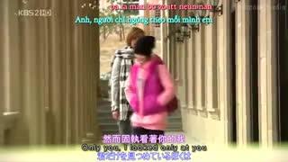 Because I'm Stupid - Kim Huyn Joong [Kara+Engsub+Vietsub+Chinasub+Japansub] MV2 یادش بخیر:)