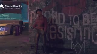 تریلر گیم پلی Watch Dogs Legion