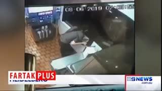 نقشه مشتریان رستوران برای گرفتن انتقام از کارمند زن!