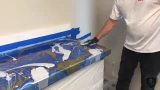 آموزش نقاشی ساختمان - اپن آشپزخانه - قسمت چهارم | nect.ir