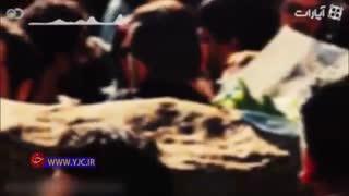 حادثه عجیب تدفین جوان مذهبی