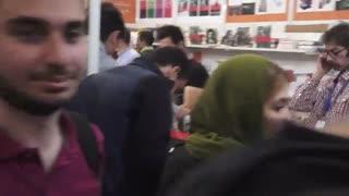 """""""گزارش نمایشگاه کتاب طهران 1398 *** قسمت سوم"""