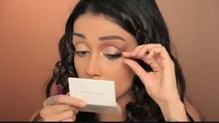 آموزش آرایش عروس در منزل