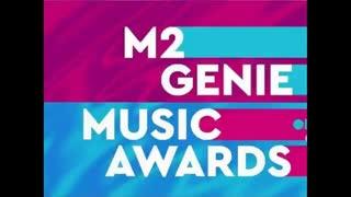 کاندیدای M2 X Genie Music Awards  سال 2019 اعلام شدن+آغاز رای گیری