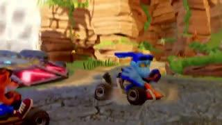 بازی Crash Team Racing Nitro-Fueled هماکنون برای تمامی پلتفرمها دردسترس است